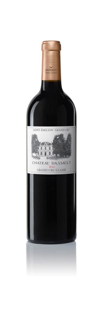 Chateau Dassault 2014 Dassault Wine